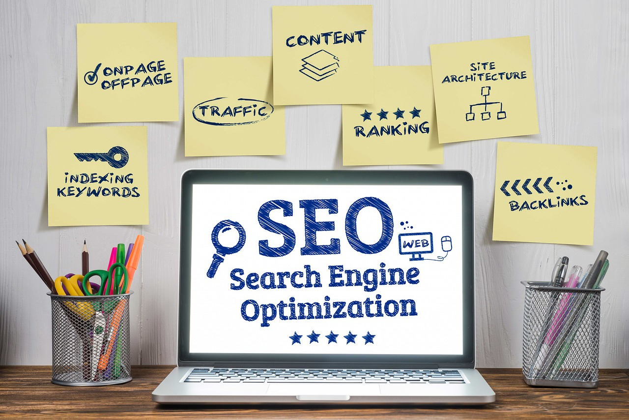 THE A.R.T OF SEO